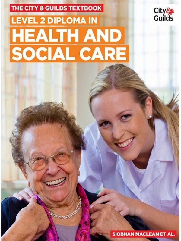 The City and Guilds Level 2 Diploma in Health and Social Care  (PDF)