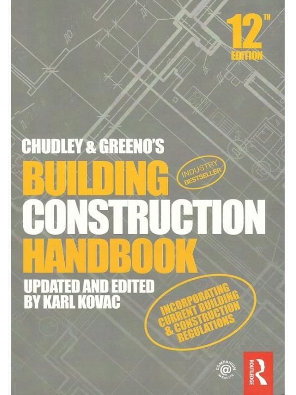 Building Construction Handbook 12th Edition 2020 (PDF)