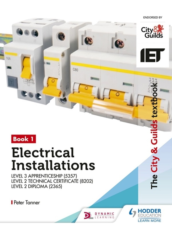 The City & Guilds Book 1 Electrical Installations for Level 3 and 2 (PDF)
