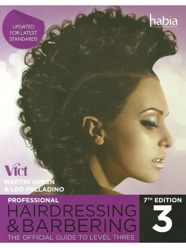 Professional Hairdressing & Barbering. The Official Guide to Level 3 (PDF)