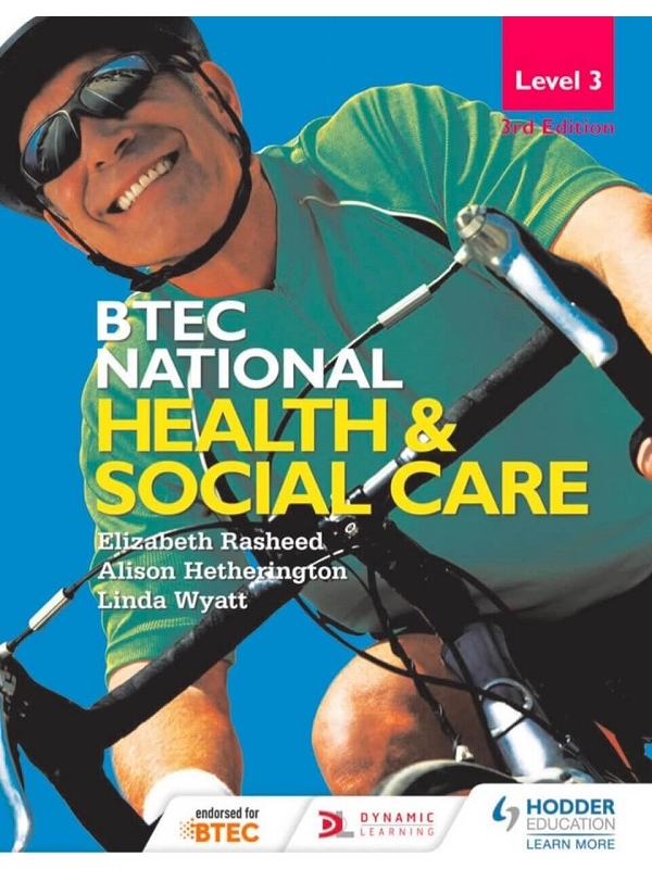 BTEC National Level 3 Health and Social Care (PDF)