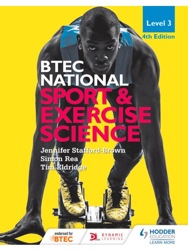 BTEC National Level 3 Sport and Exercise Science 4 Edition (PDF)