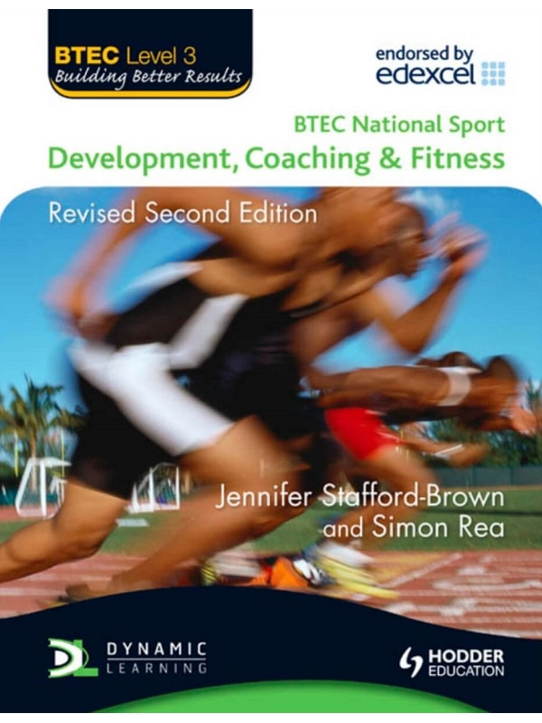 BTEC Level 3 National Sport Development, Coaching and Fitness (PDF)
