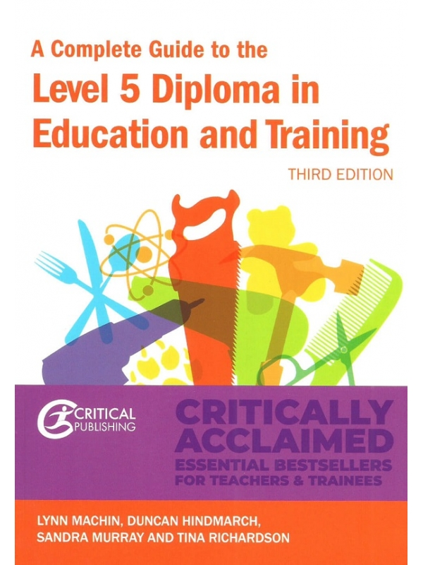 A Complete Guide to the Level 5 Diploma in Education and Training (PDF)
