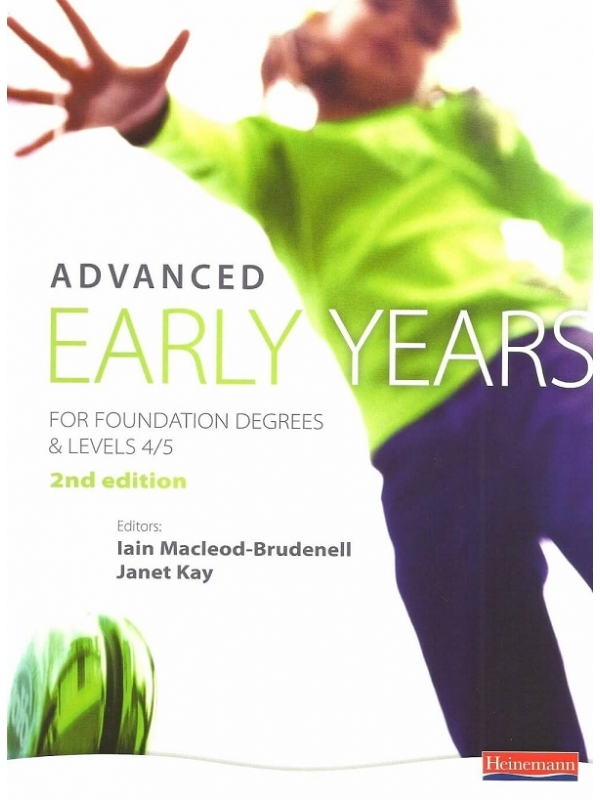 Advanced Early Years Educator for the Foundation Degrees Level 4 and 5 (PDF)