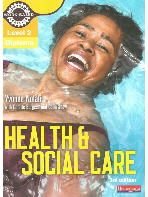 Level 2 Diploma in Health and Social Care (PDF)