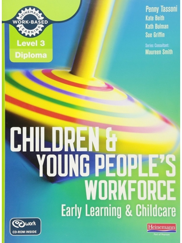 Level 3 Diploma in Children and Young People Workforce (PDF)