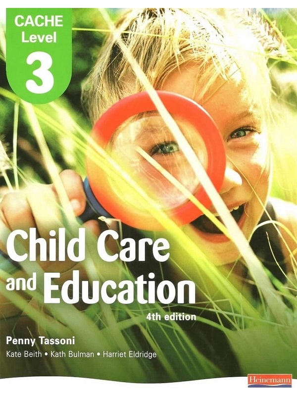 CACHE Level 3 Child Care and Education (PDF)