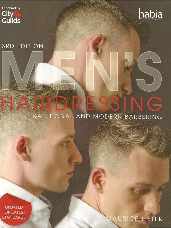 The City and Guilds Men Hairdressing. Traditional and Modern Barbering 3rd Edition (PDF)