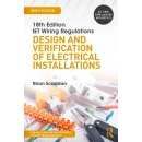 18th Edition IET Design and Verification of Electrical Installations 9th Edition 2019 (PDF)