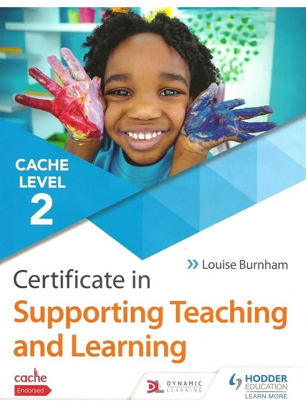 CACHE Level 2 Certificate in Supporting Teaching and Learning (PDF)