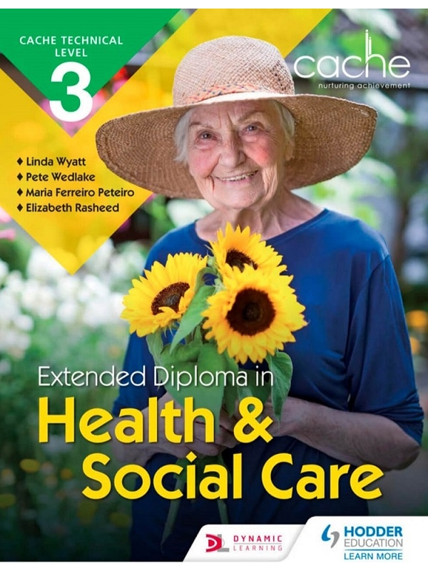CACHE Technical Level 3 Extended Diploma in Health and Social Care (PDF)