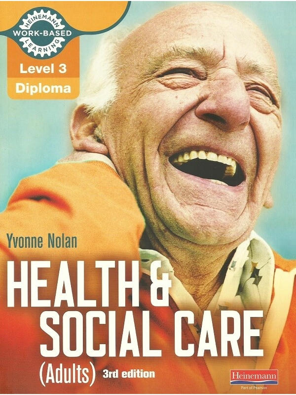 Level 3 Diploma in Health and Social Care (Adults) 3rd ed. (PDF)