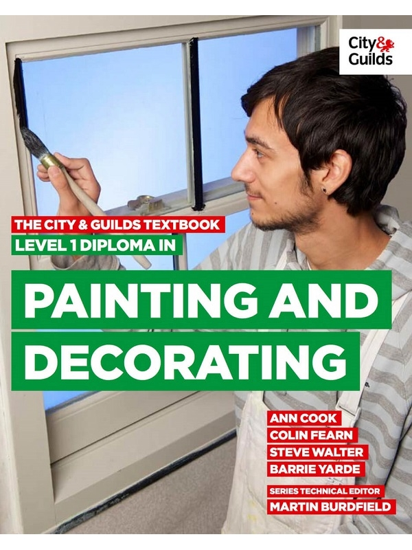 The City and Guilds Level 1 Diploma in Painting and Decorating (PDF)