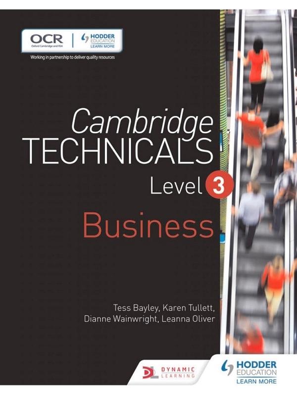 Cambridge Technicals Level 3 Business (PDF)