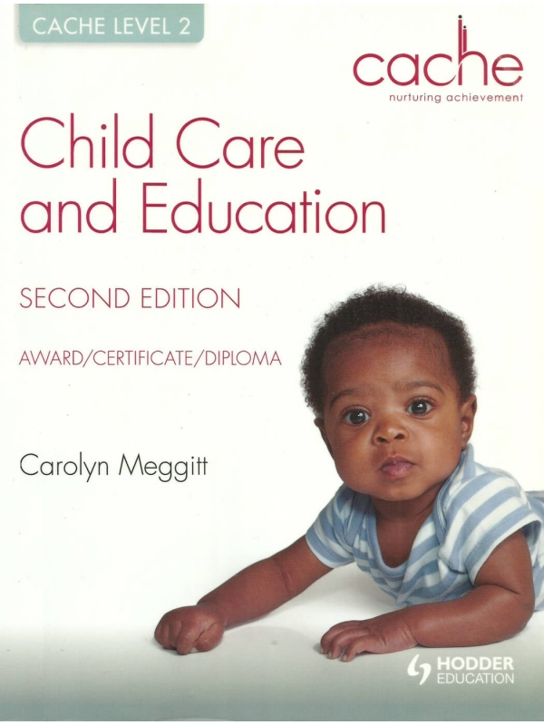 CACHE Level 2 Child Care and Education 2nd Edition (PDF)