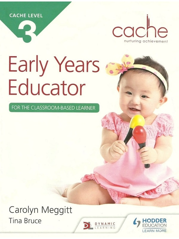 CACHE Level 3 Early Years Educator for The Classroom-Based Learner (PDF)