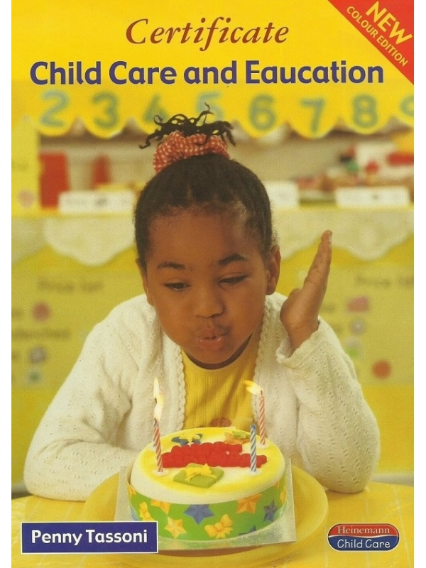 Certificate in Child Care and Education 3rd Edition (PDF)