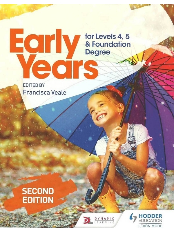 Early Years for Levels 4, 5 and Foundation Degree 2nd Edition (PDF)