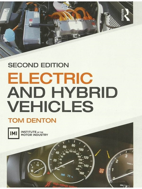 Electric and Hybrid Vehicles 2nd Edition 2020 (PDF)