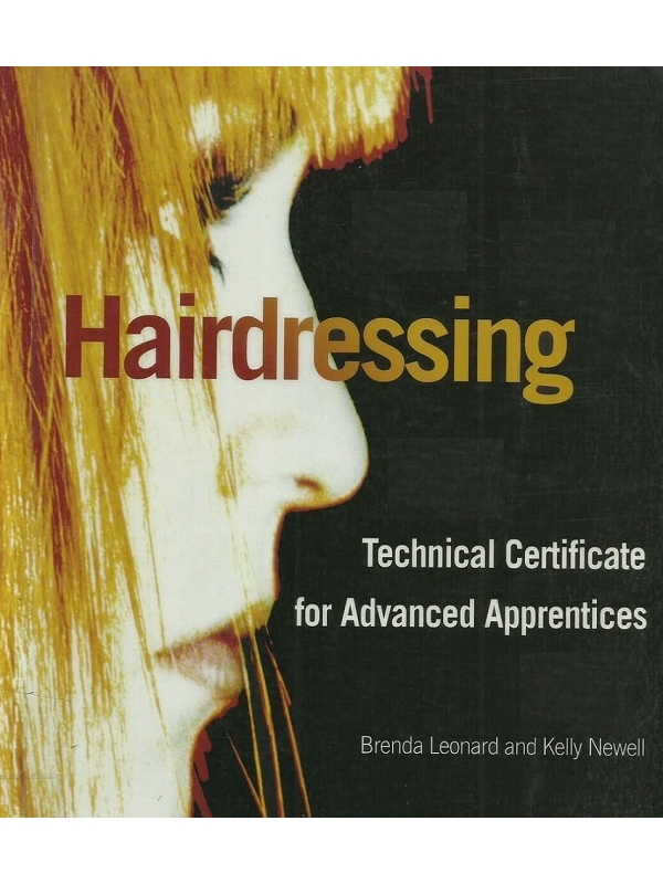 Hairdressing- Technical Certificate for Advanced Apprentices (PDF)