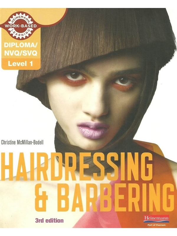 Level 1 Hairdressing and Barbering 3rd Edition (PDF)