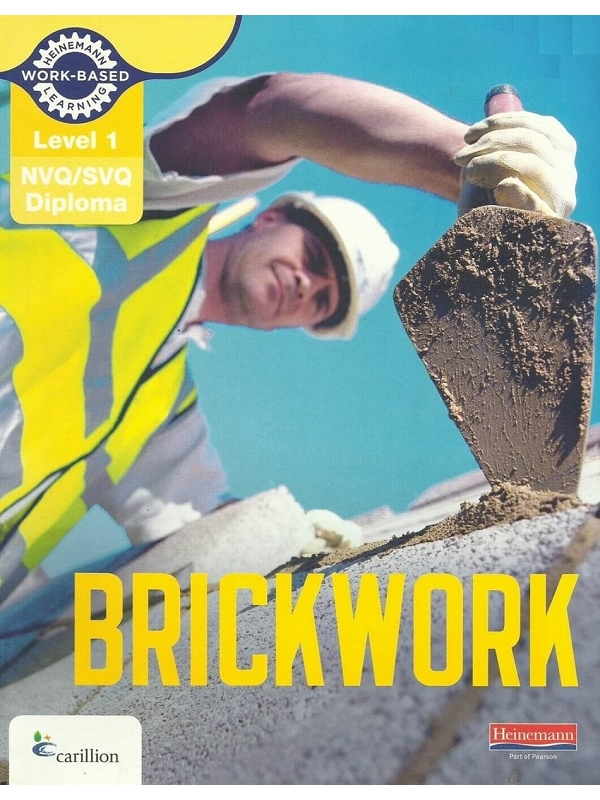 Level 1 NVQ-SVQ and CAA Diploma in Brickwork (PDF)