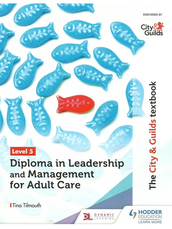 Level 5 Leadership and Management for Adult Care Edition 2019 (PDF)
