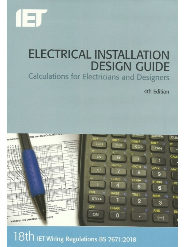 Calculations for Electricians and Designers 4th Edition 2019 (PDF)