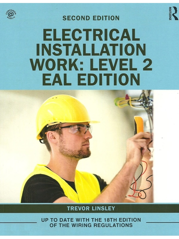 Electrical Installation Work Level 2 EAL 2nd Edition 2019 (PDF)