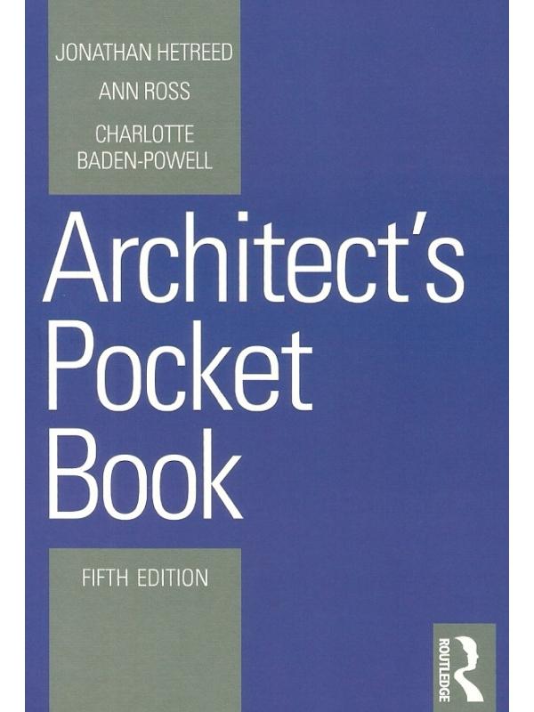 Architect's Pocket Book Edition 2015 (PDF)