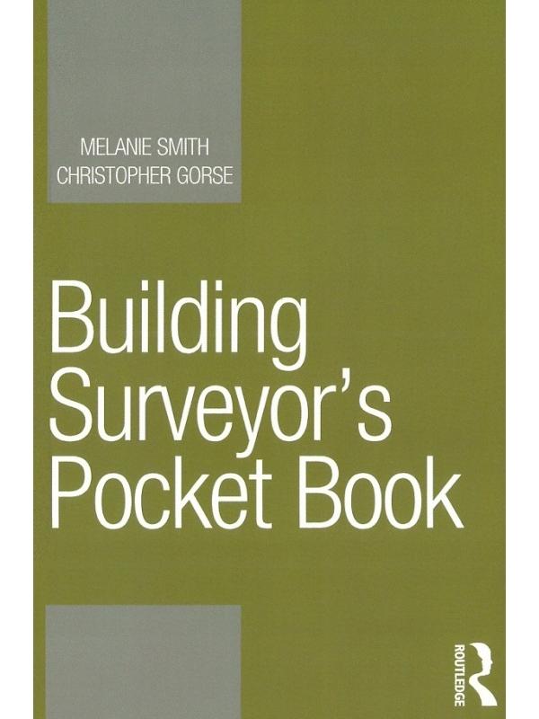 Building Surveyor's Pocket Book Edition 2021 (PDF)