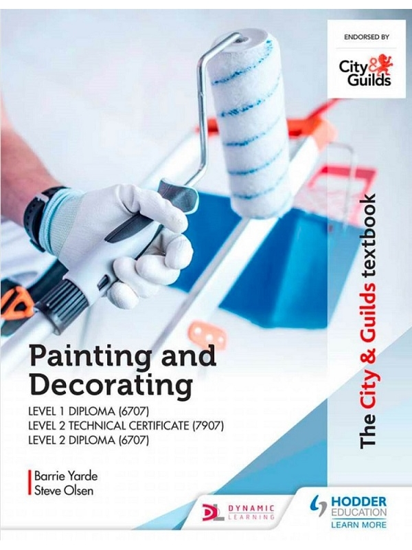 City and Guilds Textbook Painting and Decorating for Level 1 and Level 2 (PDF)