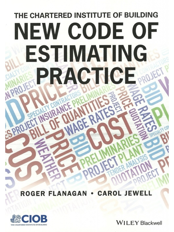 New Code of Estimating Practice Edition 2018 (PDF)