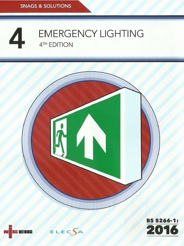 NICEIC Snags & Solutions 4 Emergency Lighting Edition 2019 (PDF)