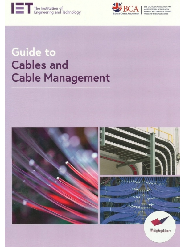IET Guide to Cables and Cable Management Edition 2020 (PDF)