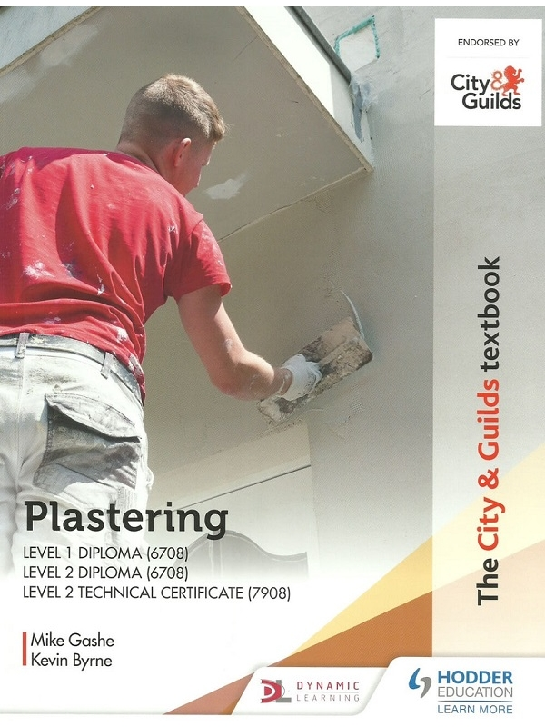 The City & Guilds Textbook Plastering for Levels 1 and 2 Edition 2020 (PDF)