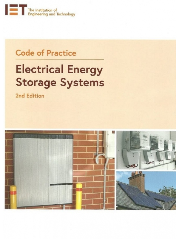 Code of Practice to Electrical Energy Storage Systems 2nd Edition 2021 (PDF)