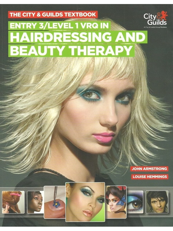The City and Guilds Entry 3-Level 1 VRQ in Hairdressing and Beauty Therapy (PDF)