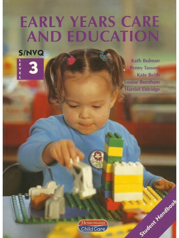 S-NVQ Level 3 in Early Years Care and Education (PDF)