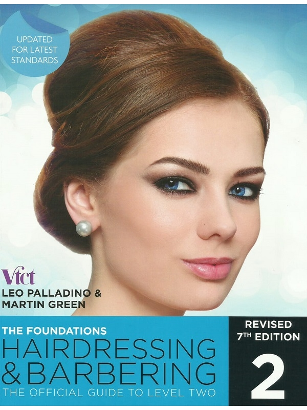 Hairdressing and Barbering- The Foundations The Official Guide to Level 2 (PDF)